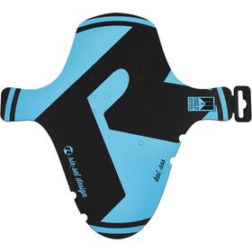 "Riesel Design kol:oss Parafango anteriore 26-29"", nero/blu"